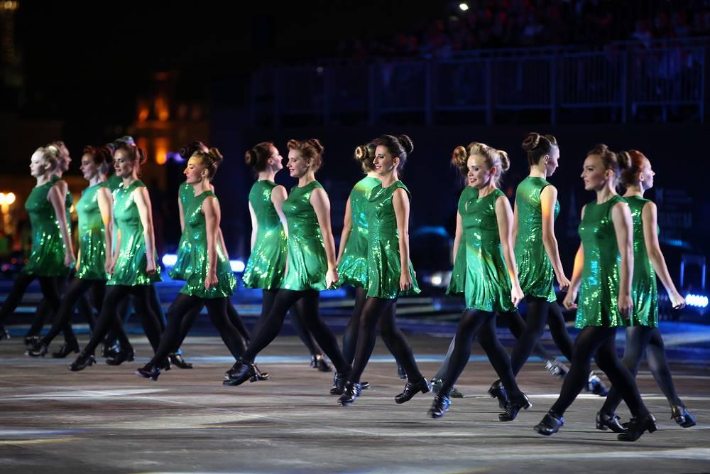 International Irish Dance Team