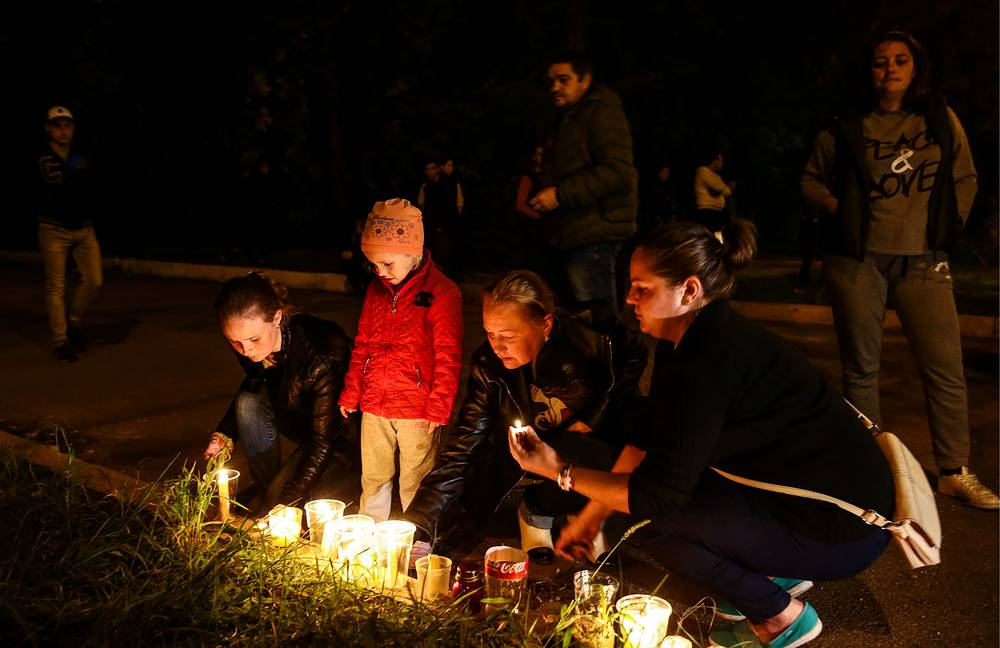 Three days of mourning have been declared in Crimea