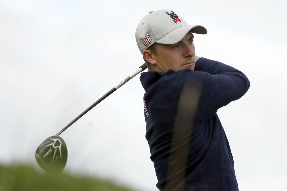 American professional golfer Jordan Spieth ($41.2 million)