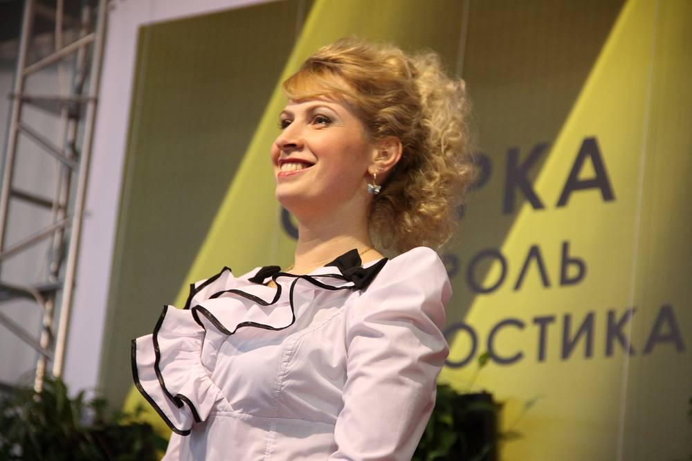 """""""Мисс Сварка-2013"""" Екатерина Перевалова"""