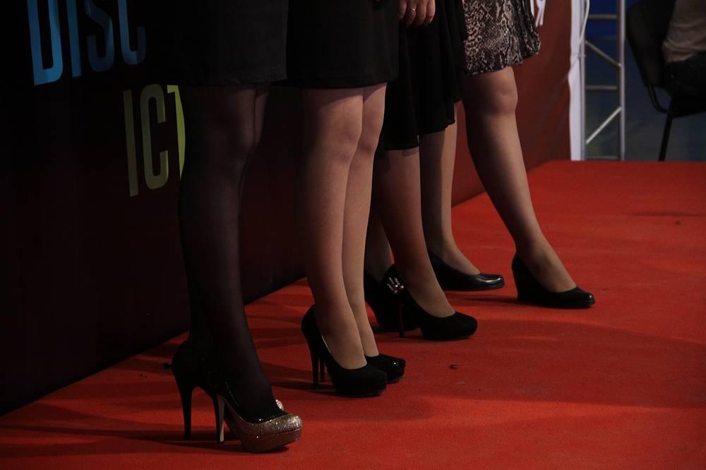 Алена Ильиных, Екатерина Перевалова, Анна Марамыгина и Елена Мингалеева (слева направо)