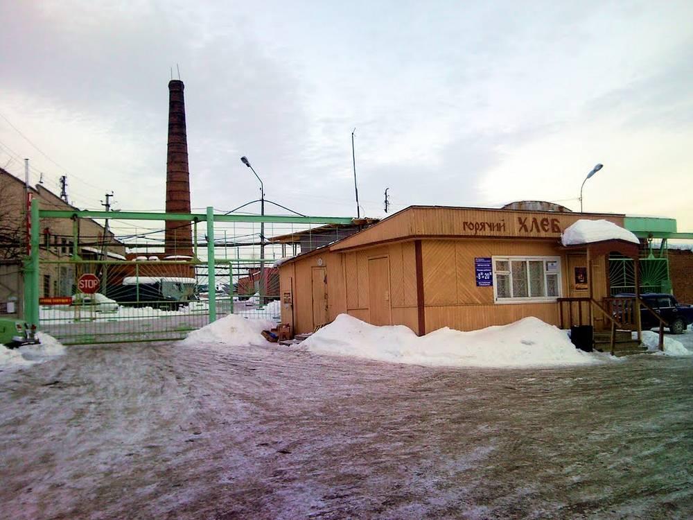 Хлебокомбинат города Березовский
