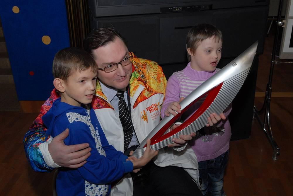 Советник губернатора Магаданской области по вопросам взаимодействия с общественными организациями инвалидов Александр Соколовский