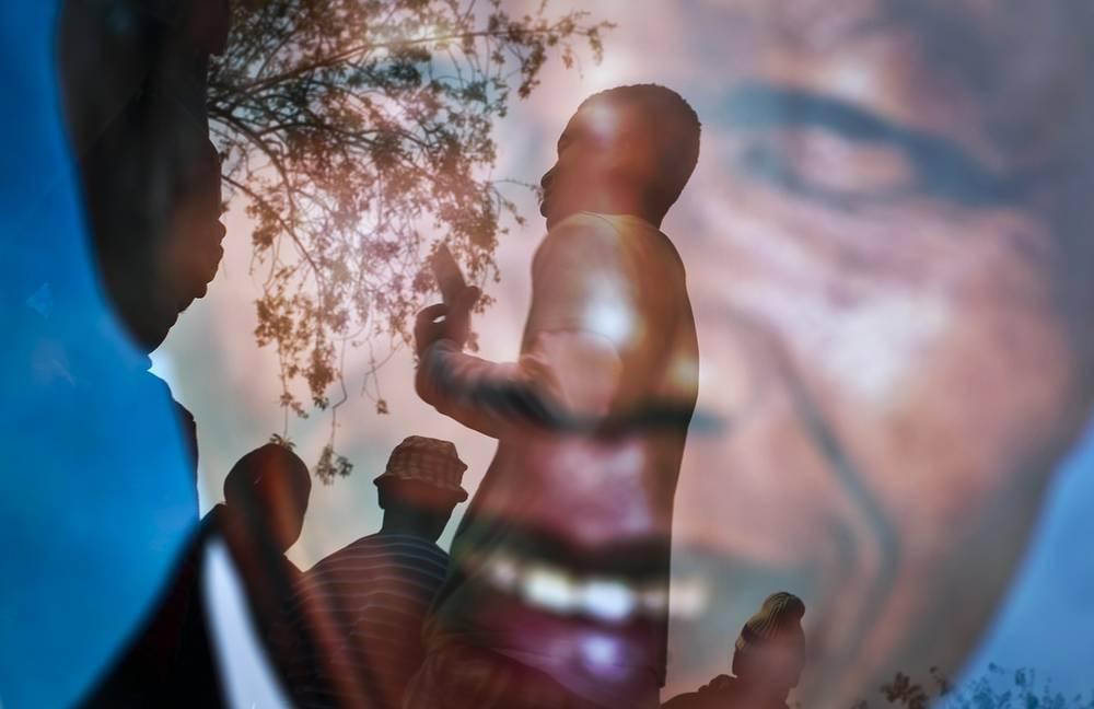 Смерть Нельсона Манделы сплотила южноафриканцев. Он был и остался символом нации