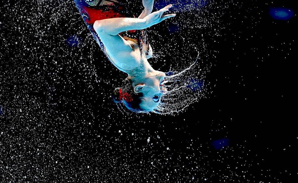 Сборная России по синхронному плаванию на чемпионате мира по водным видам спорта в Барселоне выиграла «золото» в произвольной программе. 21 июля 2013 года