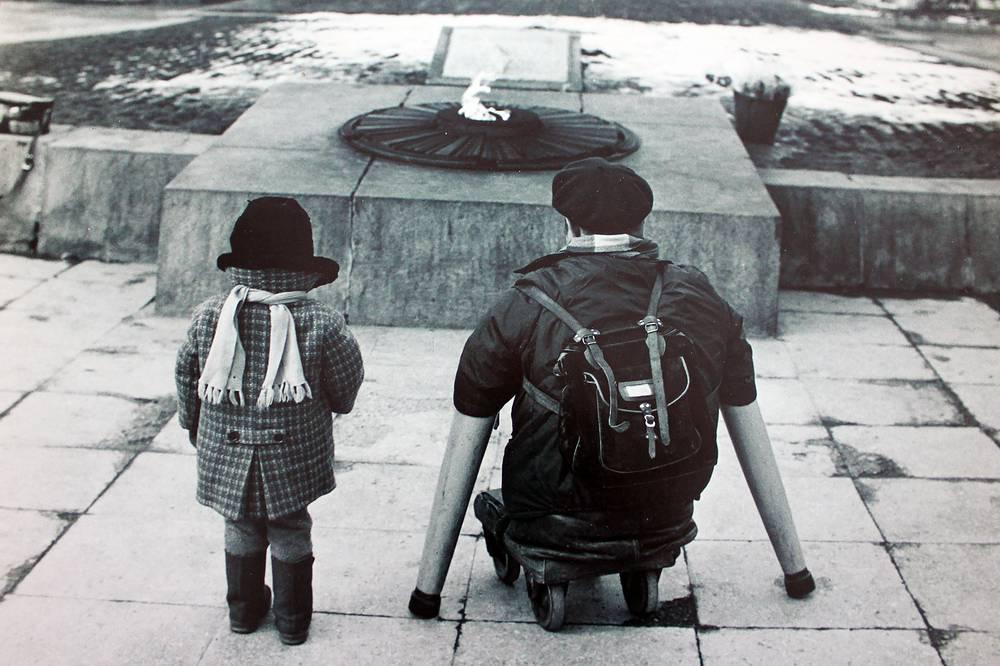 """""""Память"""". Фотокорреспондент ТАСС на Урале Анатолий Грахов. 1956 год"""