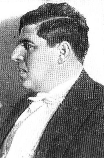 Пианист Александр Данилович Каменский