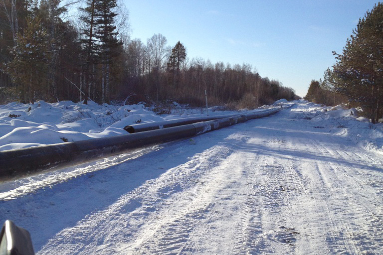 Протяженность нового трубопровода составит 3,5 километра