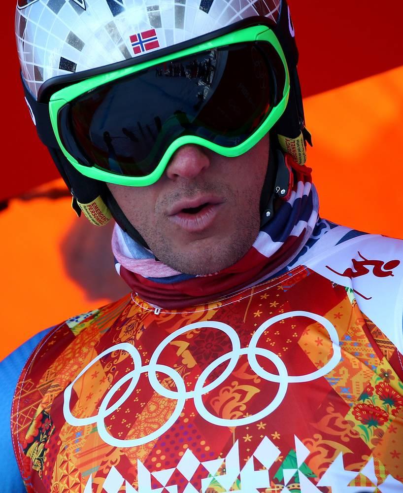 Горнолыжник Аксель Лунд Свиндаль выбран знаменосцем сборной Норвегии