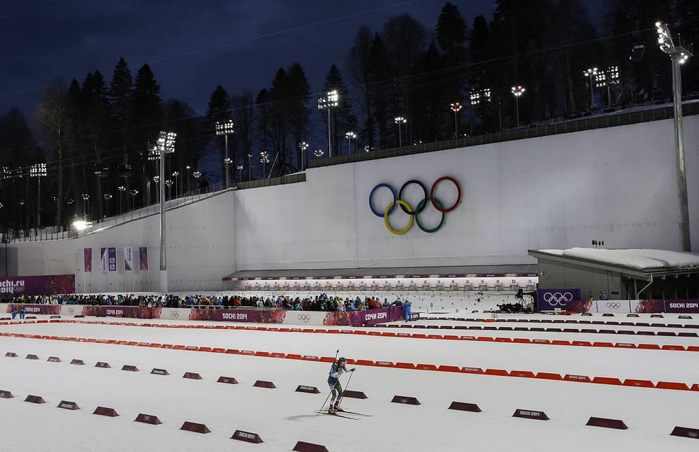 Елена Хрусталева (33) – казахстанская биатлонистка российского происхождения. Выступала за сборные Белоруссии и России, с 2006 года спортсменка выступает за команду Казахстана. На Олимпийских играх выступала за сборную Белоруссии (2002) и Казахстана (2010 и 2014)