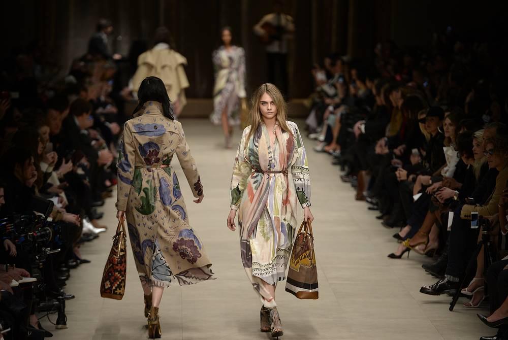 Мода от Burberry