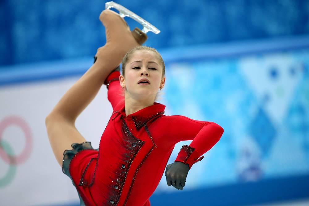 Еще одна россиянка Юлия Липницкая стала пятой (200.57)