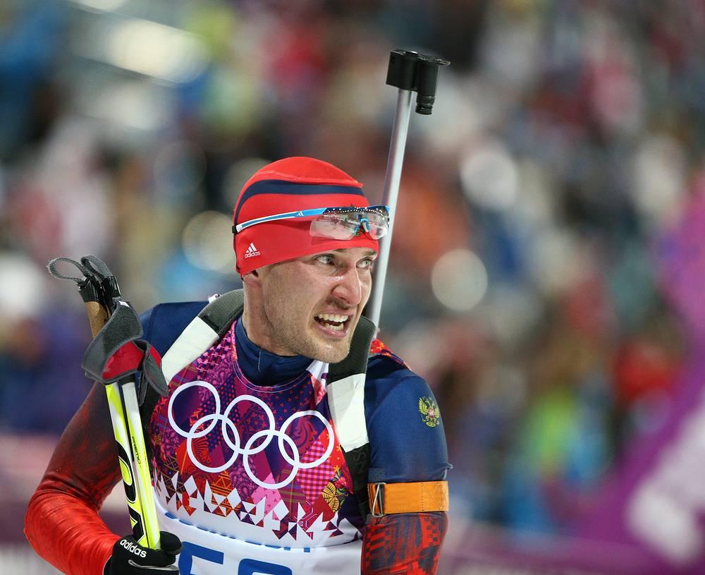 Биатлонист Евгений Гараничев завоевал бронзовую медаль в индивидуальной гонке. Спортсмен стартовал под первым номером. Впервые в истории Олимпийских игр спортсмен, стартовавший в гонках с раздельным стартом под первым номером, выиграл медаль