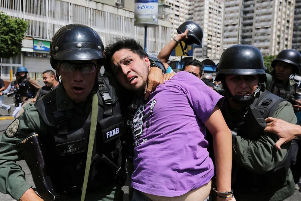 6 марта 2014 года, Каракас