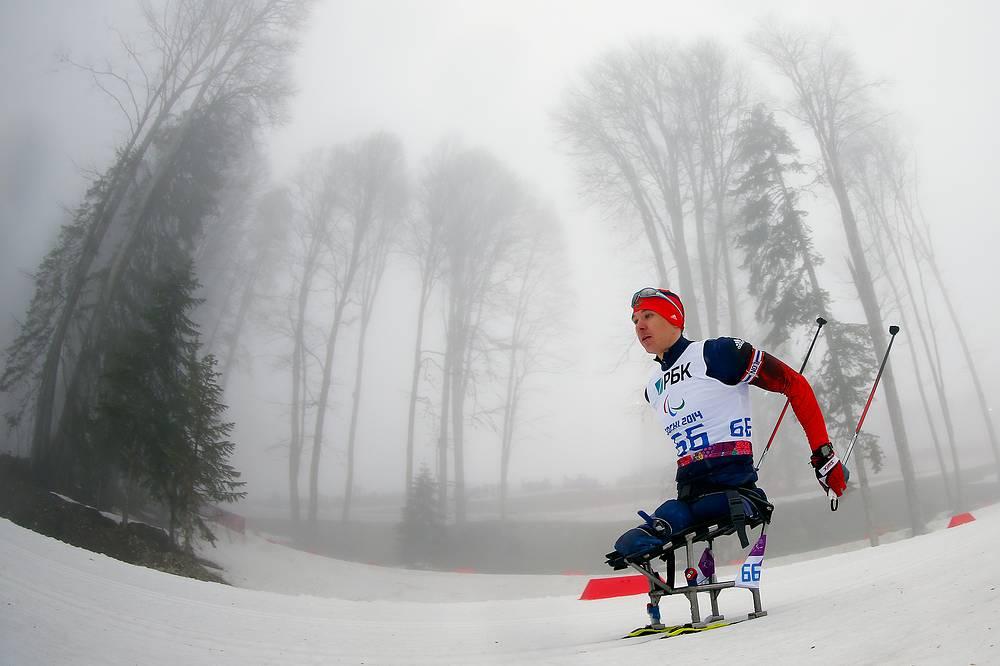 Серебро выиграл Алексей Быченок