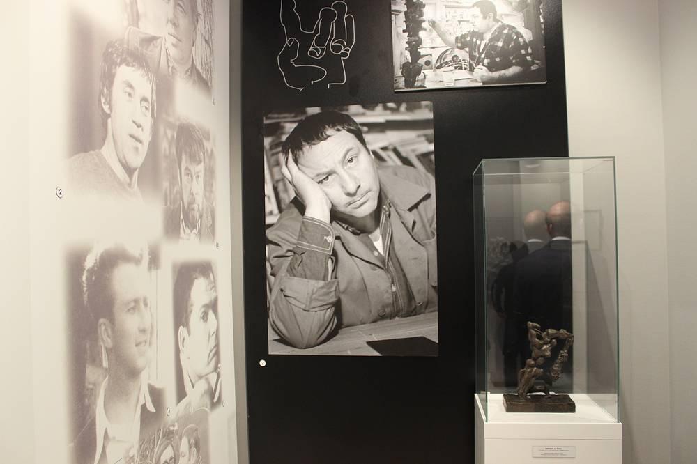В Музее Эрнста Неизвестного