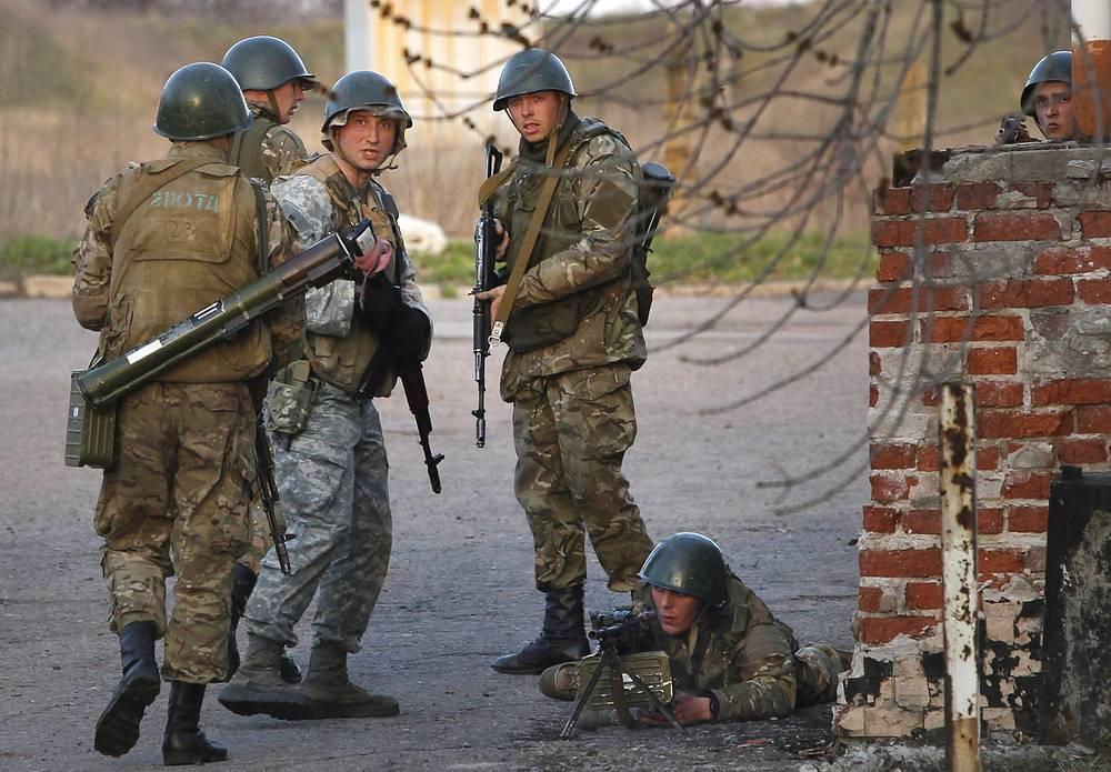 15 апреля в министерстве обороны Украины объявили о начале спецоперации в этом городе против сторонников федерализации страны