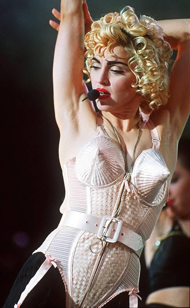 Мадонна, 1990 год