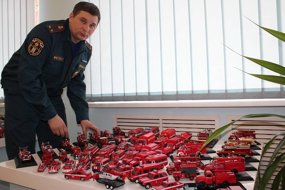 Андрей Реутов и его коллекция