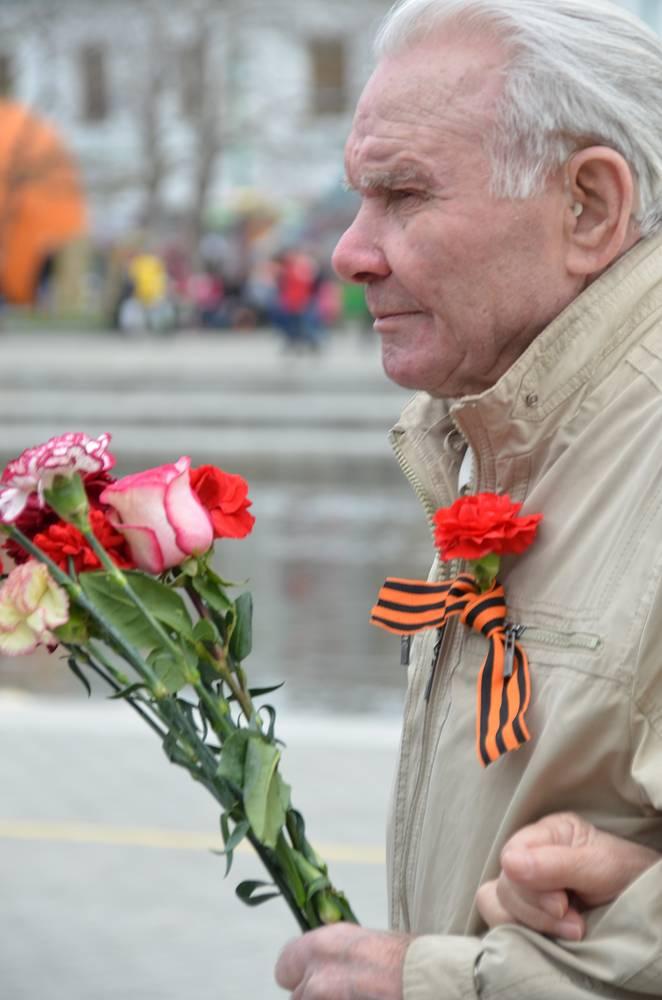 Во время всероссийской акции по учреждению Дня отца