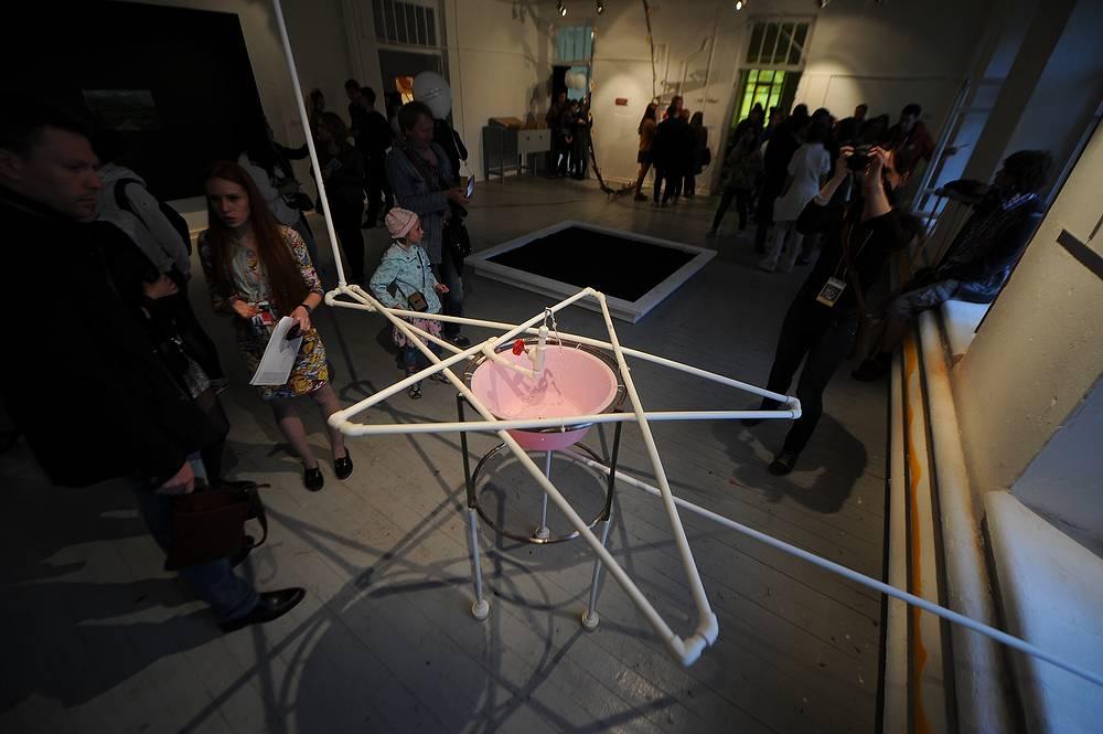 """""""Ночь музеев"""" в Государственном центре современного искусства"""