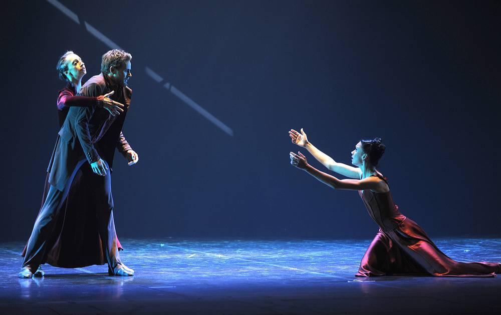 """23 мая участники форума смогут посмотреть балет """"Роден"""" академического театра Бориса Эйфмана"""