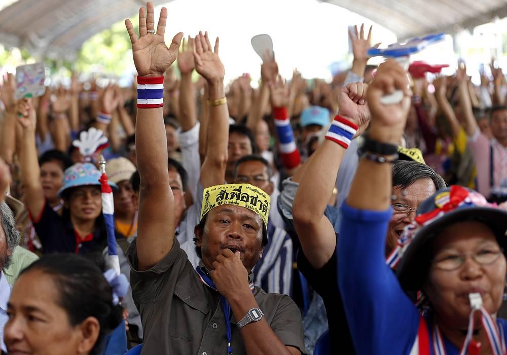 Всего в Таиланде за последние 80 лет произошло 19 государственных переворотов