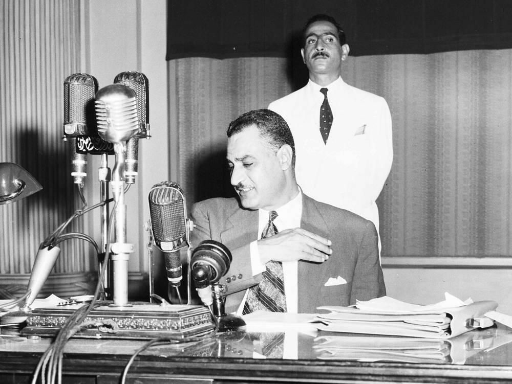 Второй президент Египта - Гамаль Абдель Насер (14 ноября 1954 года - 28 сентября 1970 года). 21 февраля 1958 года Насер стал президентом Объединенной Арабской Республики (ОАР) - федерации Египта и Сирии (существовала до 1961 года)