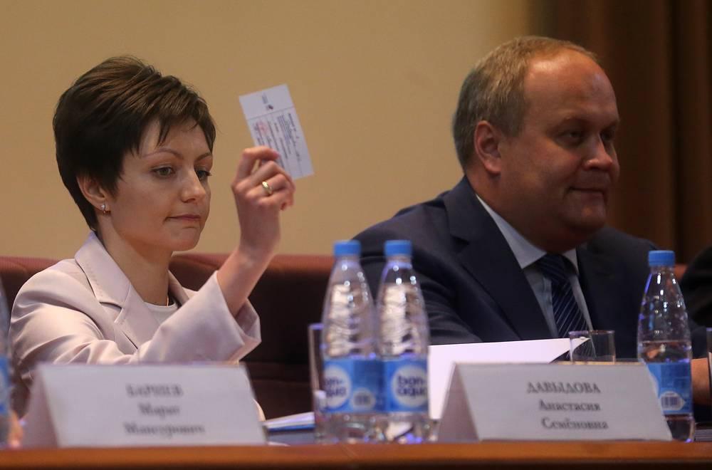 Олимпийская чемпионка в синхронном плавании Анастасия Давыдова избрана генеральным секретарем ОКР