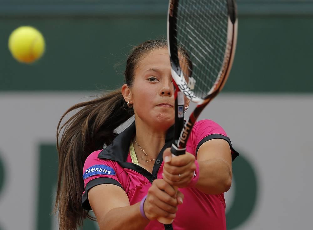 Касаткина стала первой россиянкой с 1998 года, завоевавшей титул в этой возрастной категории. Тогда юниорский Roland Garros выиграла Надежда Петрова, после чего российские девушки во Франции не побеждали