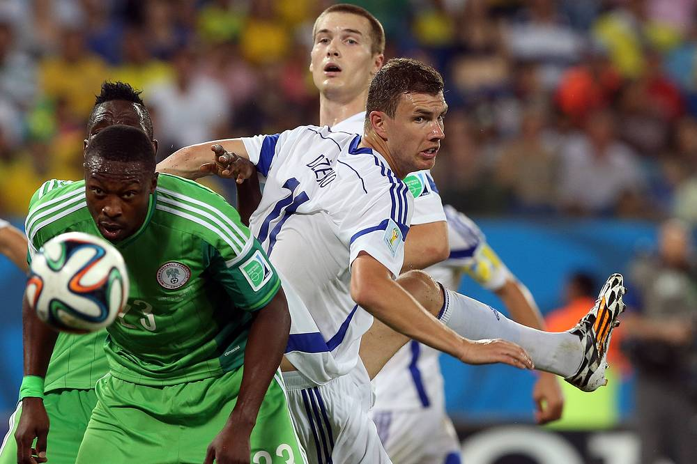 Боснийские футболисты впервые принимали участие в финальной стадии ЧМ