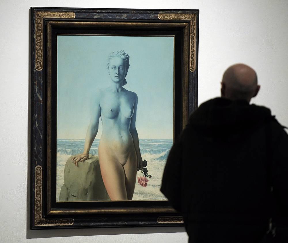 Le Beau Navire Рене Магритта на аукционе Sotheby's