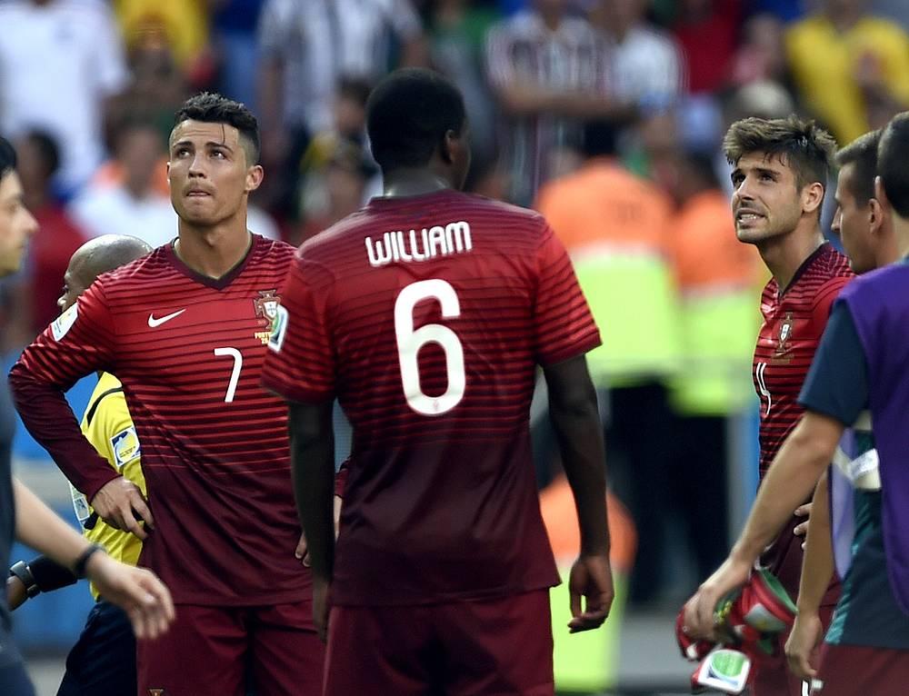 Португальцы узнают результат параллельного матча