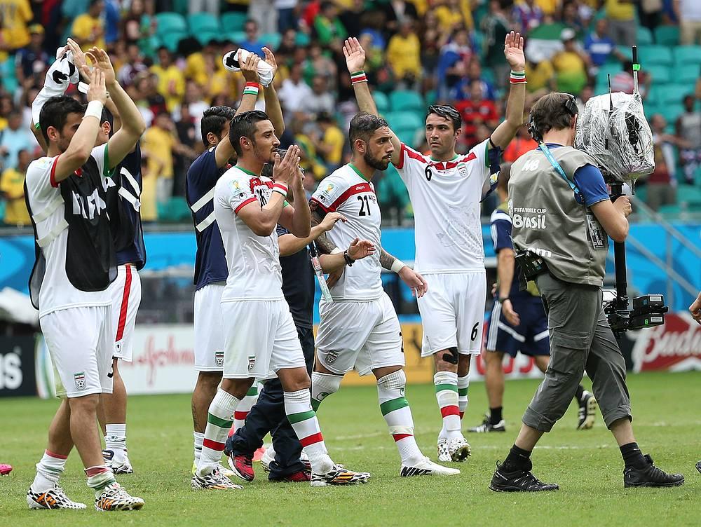 Команда Ирана претендовала на выход в плей-офф четыре раза – в 1978, 1998, 2006 и 2014 годах.