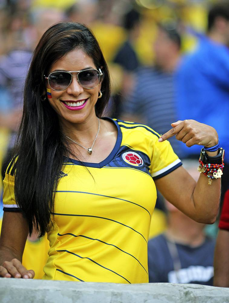 Колумбийские болельщики могут быть довольны
