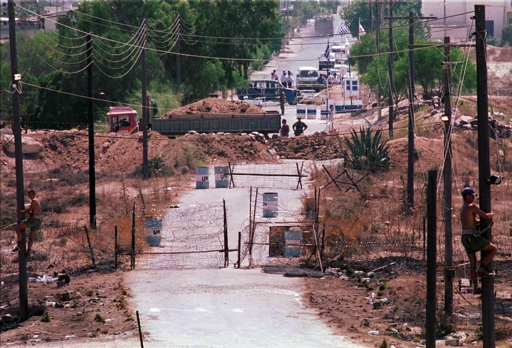 Переговоры об объединении Кипра ведутся под эгидой ООН с 1975 года и неоднократно заходили в тупик