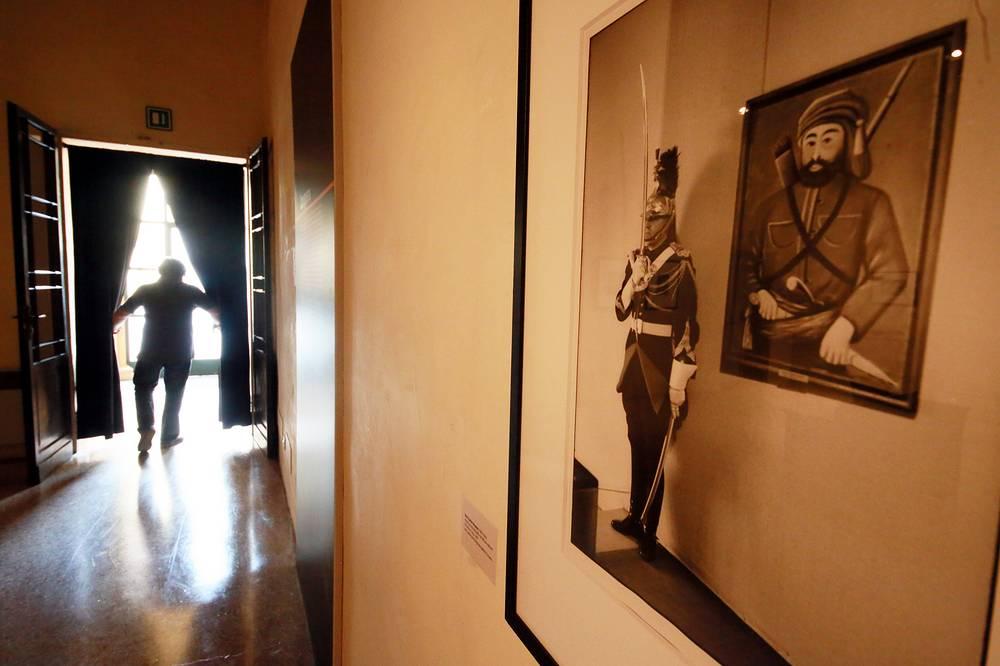 "Анри Картье-Брессон, ""В музее"" Париж, 1969 год, выставка в Реджо-Эмилия"