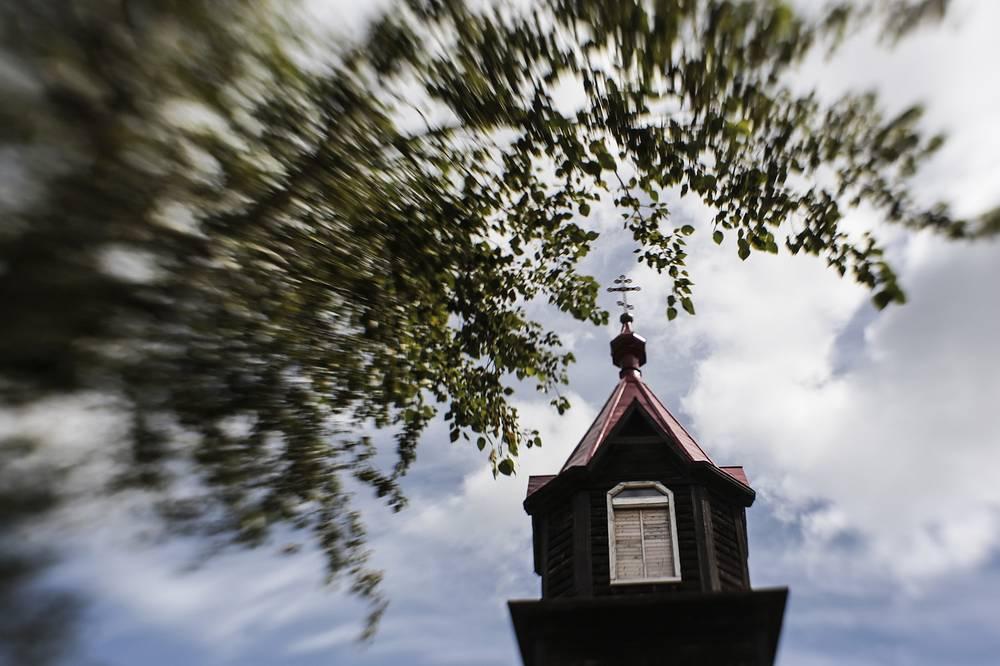 В былые времена звон колоколов был слышен даже в Болотном