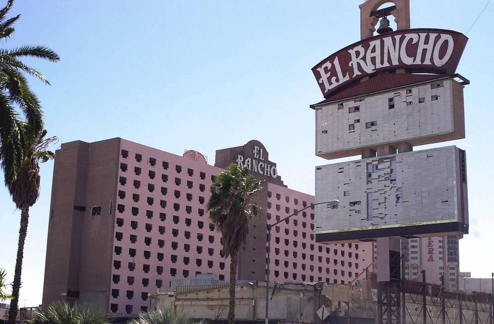 В 1941 году в городе было открыто первое казино El Rancho Vegas