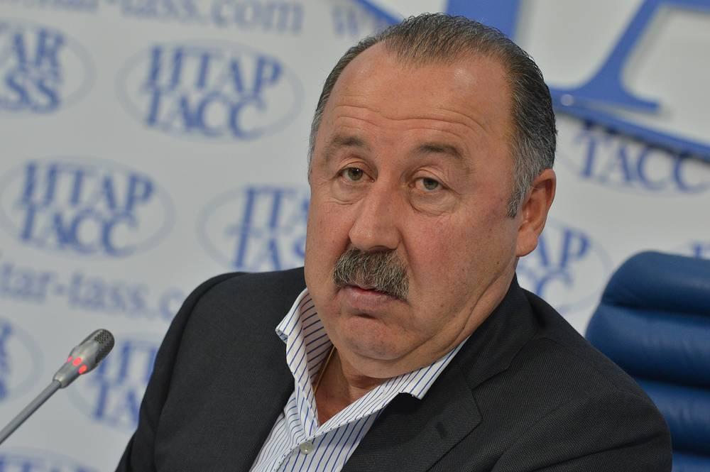 В настоящее время Валерий Газзаев является главой оргкомитета Объединенной футбольной лиги