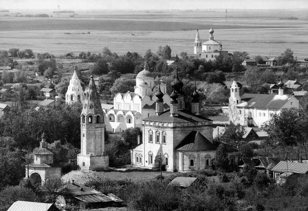 Суздаль, 1979 год