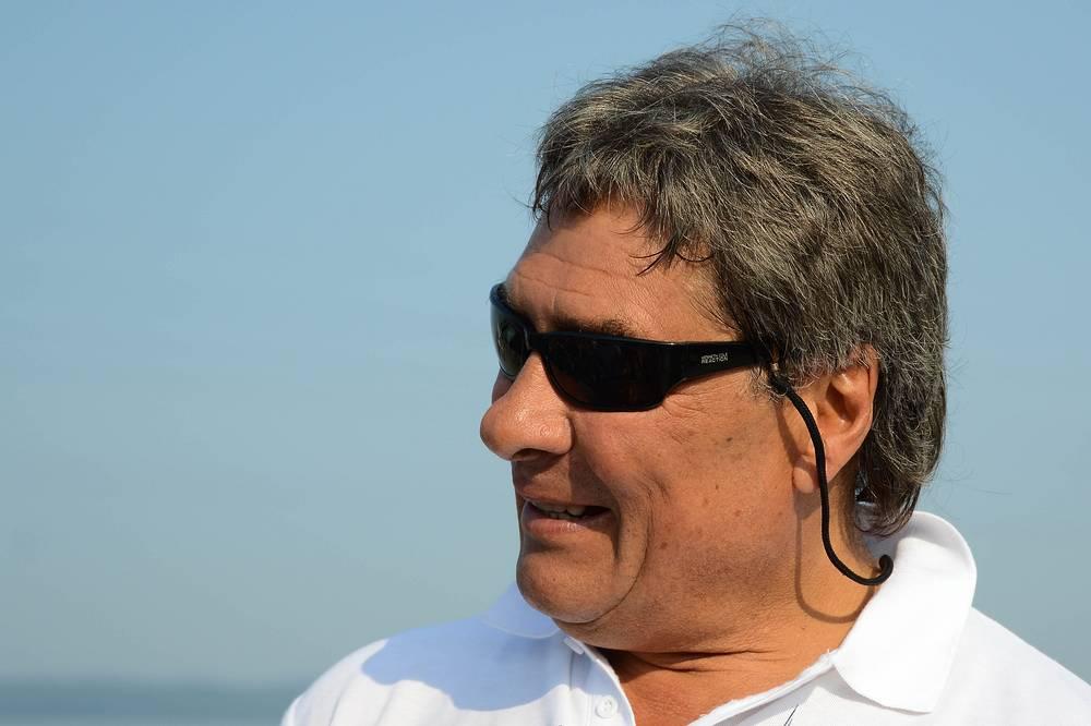 Юрий Крюченков, председатель Свердловской федерации парусного спорта, вице-президент ВФПС по УрФО
