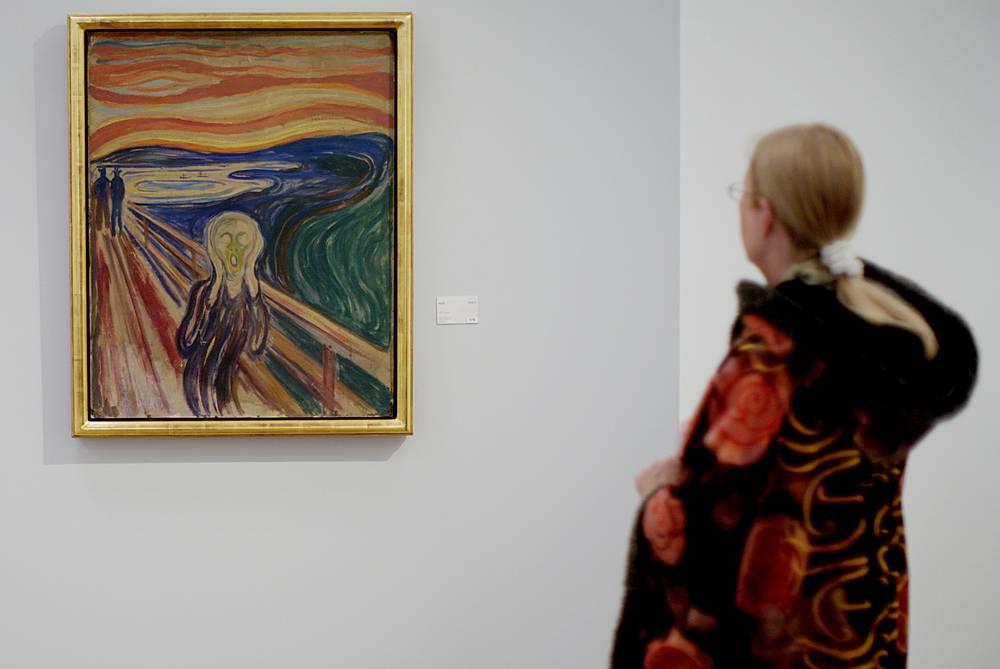 """22 августа 2004 года из Музея Мунка в Осло были похищены две его картины - """"Крик"""" и """"Мадонна"""". """"Крик"""" - самое известное полотно экспрессиониста, оно оценивается в $82 млн"""