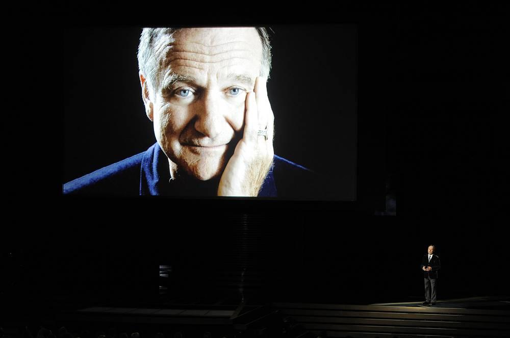 На церемонии вручения премии почтили память актера Робина Уильямс