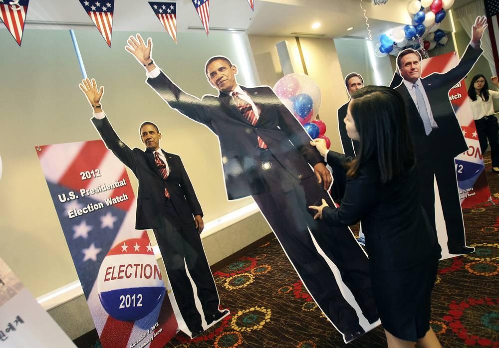 По данным Center for Responsive Politics, президентские выборы и выборы в конгресс США в 2012 году стали самыми дорогими. На их подготовку и проведение было потрачено $6 млрд. По данным Федеральной избирательной комиссии, оба кандидата в президенты - Барак Обама и Митт Ромни - тратили в сумме $30,33 в секунду