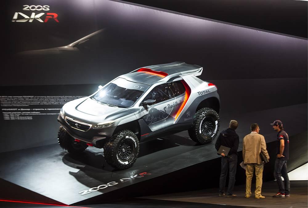 Peugeot 308 R Concept