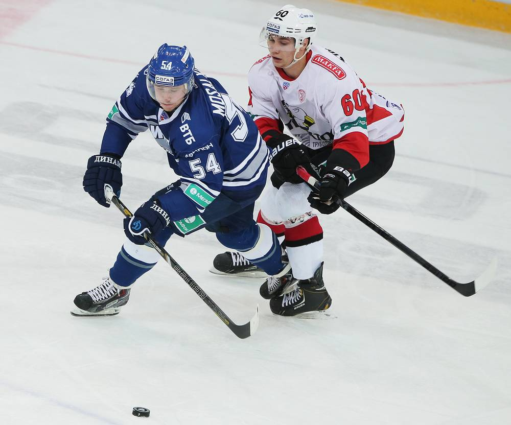 Денис Мосалев (слева) и Артем Пеньковский