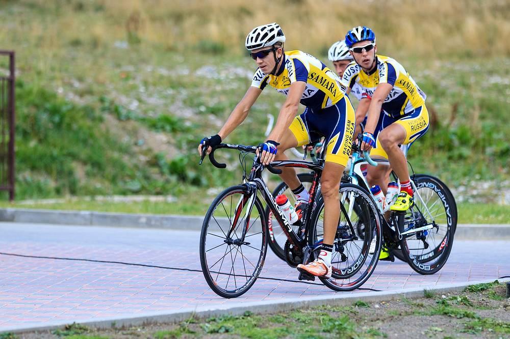 В гонке приняли участие порядка 140 спортсменов из большинства регионов Российской Федерации.