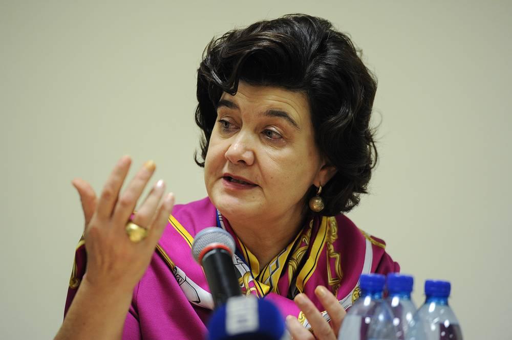 Елена Николаева, главный врач Свердловского областного Центра Планирования Семьи и Репродукции