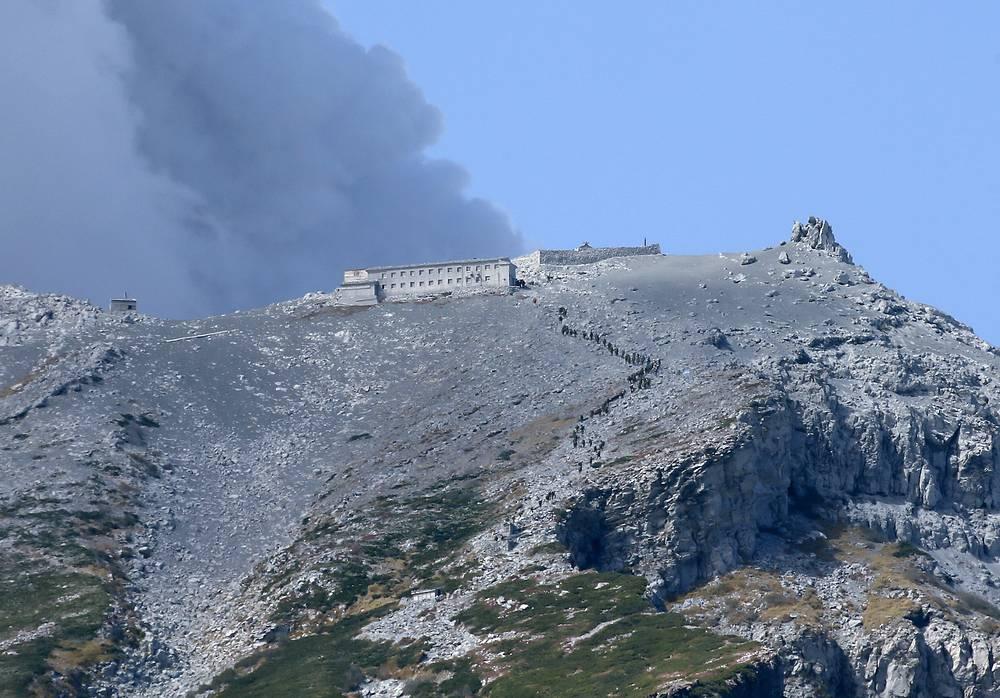 За всю послевоенную историю Японии извержение Онтакэ унесло самое большое количество жизней